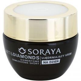Soraya Art & Diamonds fiatalító nappali krém gyémántporral 50+  50 ml