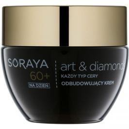Soraya Art & Diamonds regeneráló nappali krém a bőrsejtek megújulásáért 60+  50 ml