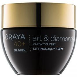 Soraya Art & Diamonds feszesítő nappali krém lifting hatással 40+  50 ml