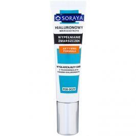 Soraya Hyaluronic Microinjection szemránc elleni krém hialuronsavval  15 ml