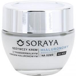 Soraya Hyaluronic Microinjection tápláló ápolás az arcbőr regenerálására és megújítására 70+  50 ml