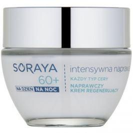 Soraya Intensive Repair bőrmegújító regeneráló arckrém 60+  50 ml