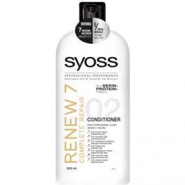 Syoss Renew 7 Complete Repair kondicionáló a károsult hajra  500 ml