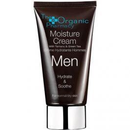 The Organic Pharmacy Men hidratáló arckrém normál és száraz bőrre  75 ml