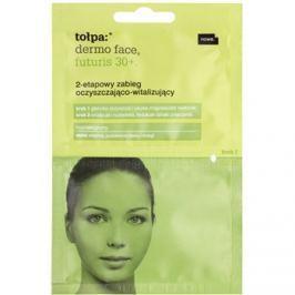 Tołpa Dermo Face Futuris 30+ arctisztító és revitalizáló két lépésben  2 x 6 ml