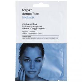 Tołpa Dermo Face Hydrativ enzimes hámlasztó maszk hidratáló hatással  2 x 6 ml