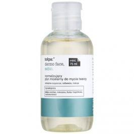 Tołpa Dermo Face Sebio micelláris tisztító víz a bőrhibákra  75 ml