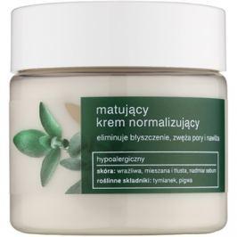 Tołpa Green Matt normalizáló mattító krém zsíros bőrre  50 ml