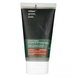 Tołpa Green Men tisztító peelinges gél hidratáló hatással  150 ml