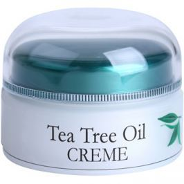 Topvet Tea Tree Oil krém  problémás és pattanásos bőrre  50 ml