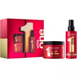 Uniq One All In One Hair Treatment kozmetika szett IV.