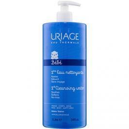 Uriage 1érs Soins Bébés tisztító víz testre és arcra  1000 ml