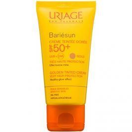 Uriage Bariésun színező védő krém SPF50+ árnyalat Gold  50 ml