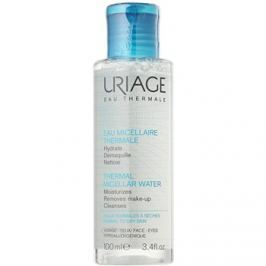 Uriage Eau Micellaire Thermale micelláris tisztító víz normál és száraz bőrre  100 ml