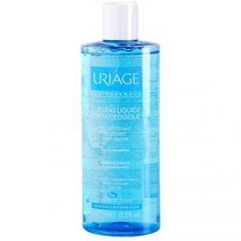 Uriage Hygiène tisztító gél arcra és testre  400 ml