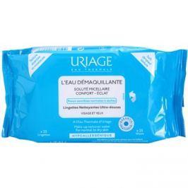 Uriage Hygiène sminklemosó kendő normál és száraz bőrre  25 db
