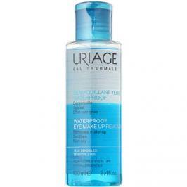 Uriage Hygiène vízálló make-up lemosó érzékeny szemre  100 ml
