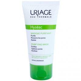 Uriage Hyséac tisztító és nyugtató arcmaszk a pórusok összehúzására  50 ml