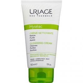 Uriage Hyséac tisztító krém zsíros bőrre  150 ml