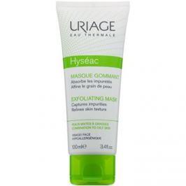 Uriage Hyséac peeling maszk kombinált és zsíros bőrre  100 ml