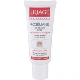 Uriage Roséliane CC krém Érzékeny, bőrpírra hajlamos bőrre SPF 30  40 ml