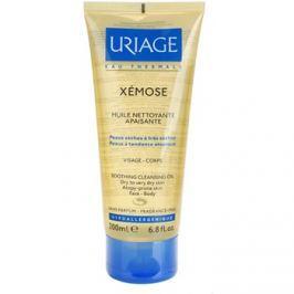 Uriage Xémose nyugtató és tisztító olaj arcra és testre  200 ml