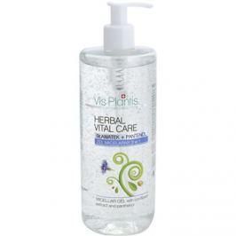 Vis Plantis Herbal Vital Care micelláris gél 3 az 1-ben búzavirág kivonattal és pantenollal  500 ml