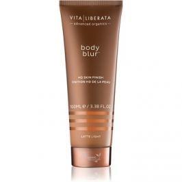 Vita Liberata Body Blur bronzosító testre és arcra árnyalat Latte Light