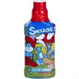 VitalCare The Smurfs szájvíz gyermekeknek íz Buble Gum  250 ml