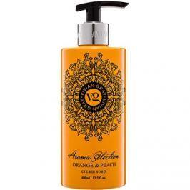Vivian Gray Aroma Selection Orange & Peach krémes folyékony szappan  400 ml