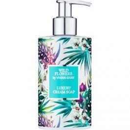 Vivian Gray Wild Flowers krémes szappan kézre  250 ml