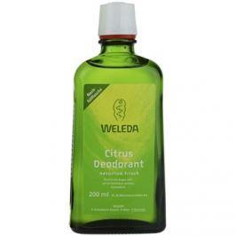 Weleda Citrus dezodor utántöltő  200 ml