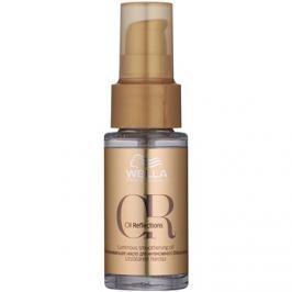 Wella Professionals Oil Reflections kisimító olaj a fénylő és selymes hajért  30 ml