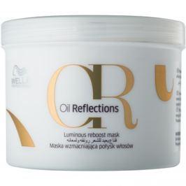 Wella Professionals Oil Reflections tápláló maszk a puha és fénylő hajért  500 ml