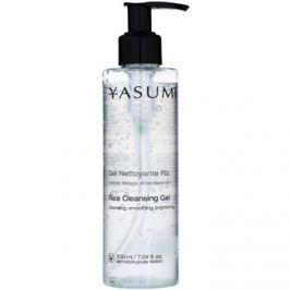 Yasumi Face Care tisztító gél az élénk bőrért  200 ml