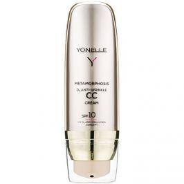 Yonelle Metamorphosis CC krém ránctalanító hatással SPF 10 árnyalat 2 Neutral  50 ml