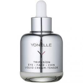 Yonelle Trifusíon folyékony krém liftinges hatással a szemkörnyékre és arckontúrra  50 ml
