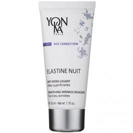 Yon-Ka Age Correction Elastine bőrkisimító éjszakai krém a ráncok ellen  50 ml