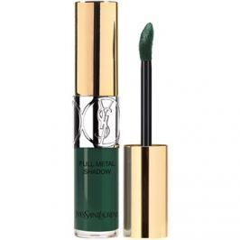 Yves Saint Laurent Full Metal Shadow The Mats folyékony szemhéjfesték árnyalat 14 Fur Green 4,5 ml
