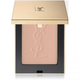 Yves Saint Laurent Poudre Compacte Radiance mattító púder árnyalat 4 Pink Beige  9 g