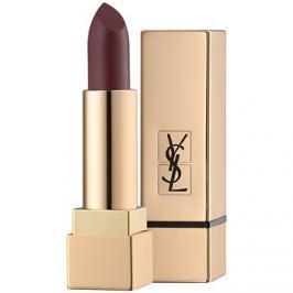 Yves Saint Laurent Rouge Pur Couture The Mats mattító rúzs árnyalat 205 Prune Virgin 3,8 ml