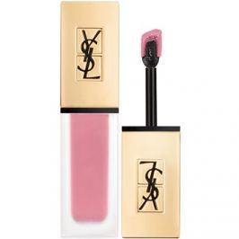 Yves Saint Laurent Tatouage Couture ultra mattító folyékony ajakrúzs árnyalat 11 Rose Illicite - Nude Rose 6 ml