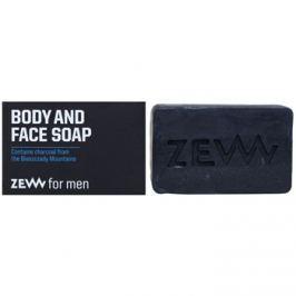 Zew For Men természetes puha szappan  testre és arcra  85 ml