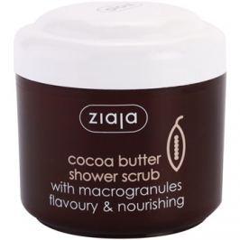Ziaja Cocoa Butter peeling tusfürdő  200 ml