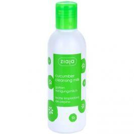 Ziaja Cucumber tisztító tej kombinált és zsíros bőrre  200 ml