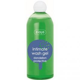 Ziaja Intimate Wash Gel Herbal védő gél intim higiéniára pampeliška 500 ml