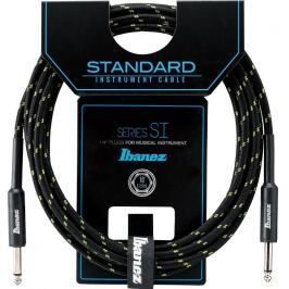 Ibanez SI20-BG Woven Instrument Cable Beige