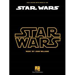 Hal Leonard Star Wars: The Force Awakens (Easy Guitar TAB)