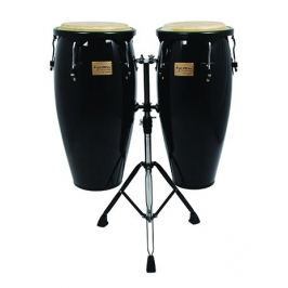 Tycoon STC-1 Supremo Series Congas Black