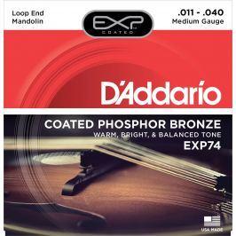 D'Addario EXP-74 Mandolin Strings